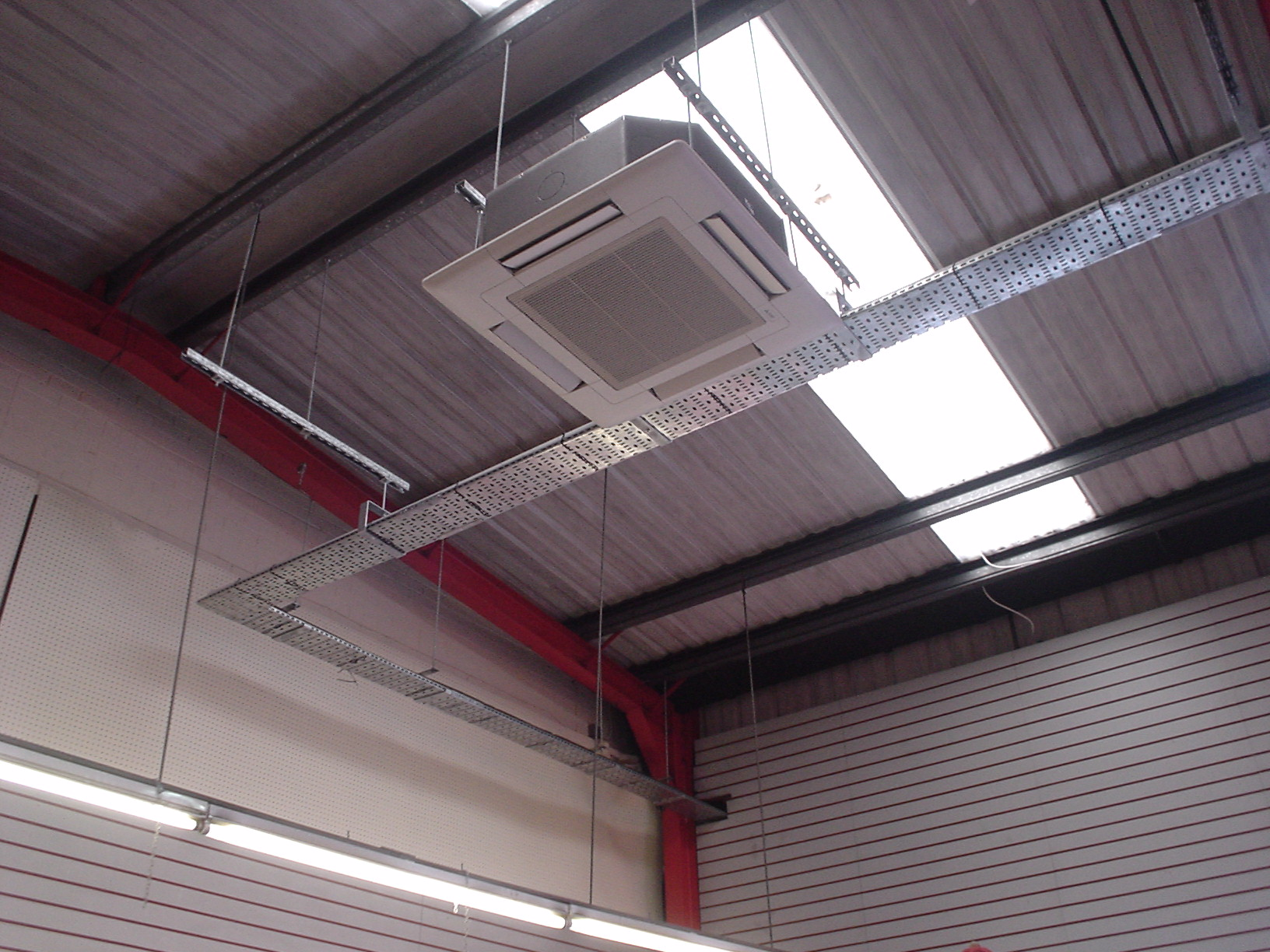 KSR provides commercial air conditioning systems for all applications  #3A2C32
